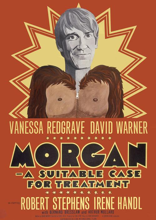 Morgan: A Suitable Case for Treatment