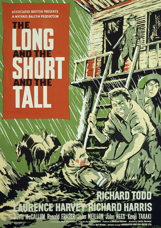 The Long and the Short and the Tall ( Jungle Fighters)