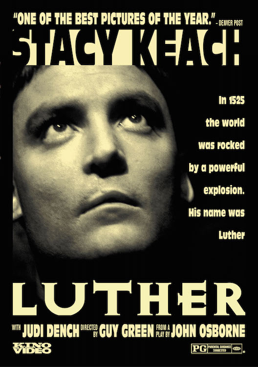Luther - New HD Transfer