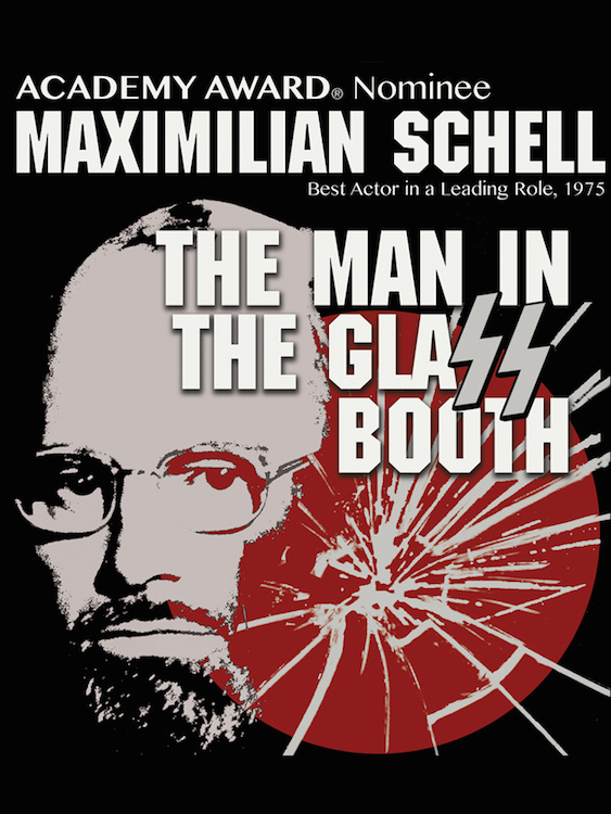 The Man in the Glass Booth - New HD Transfer