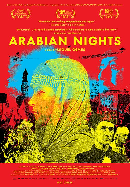 Arabian Nights: Volume 1 - The Restless One