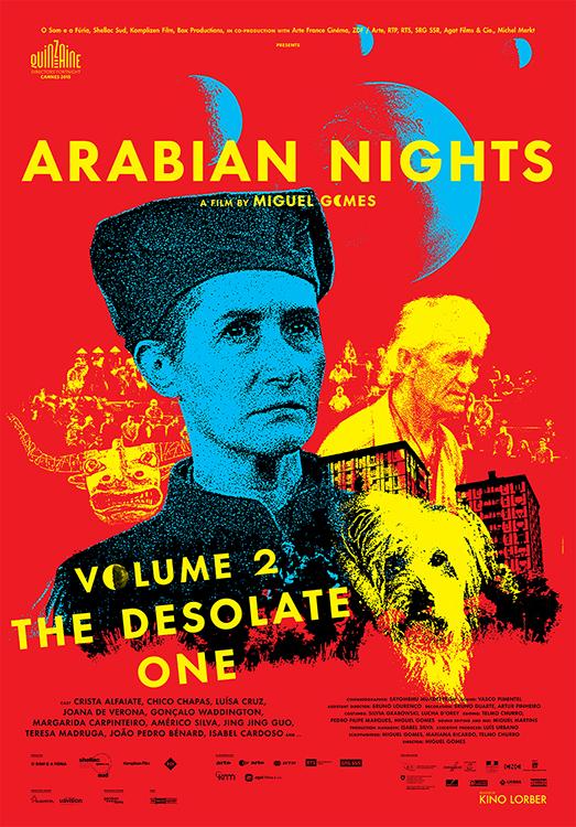 Arabian Nights: Volume 2 - The Desolate One
