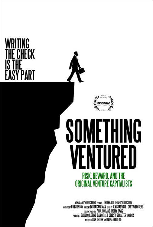 Something Ventured