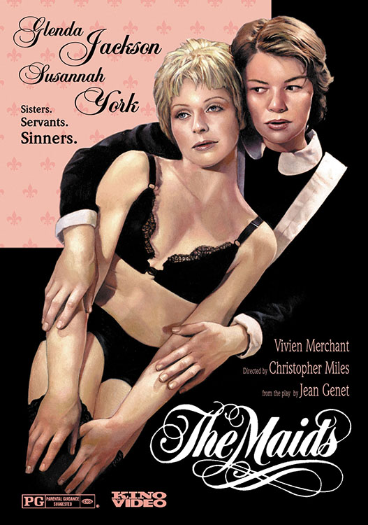 The Maids - New HD Transfer