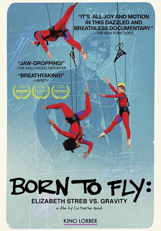 Born To Fly: Elizabeth Streb vs.Gravity