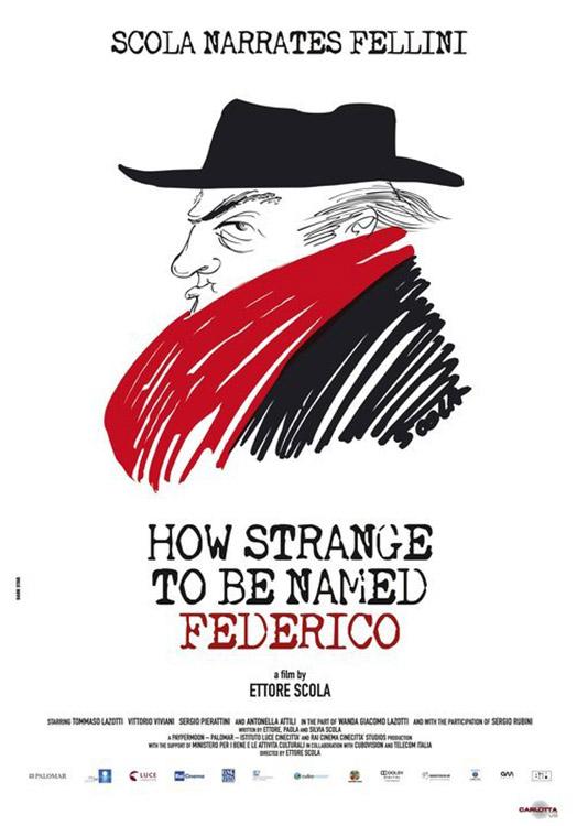 How Strange To Be Named Federico