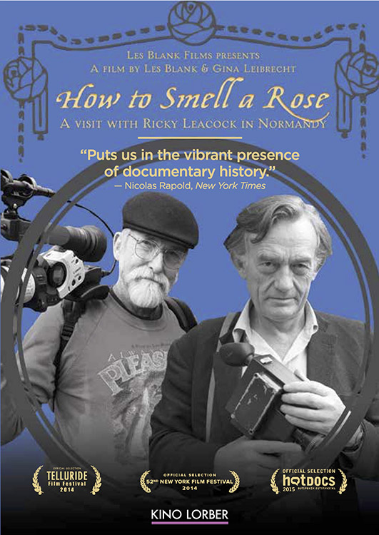 How To Smell A Rose