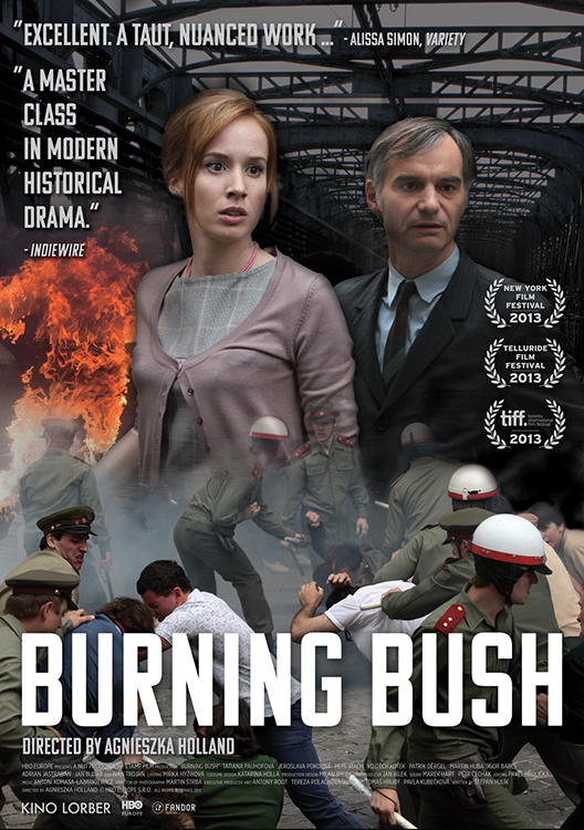 Burning Bush: Part 2
