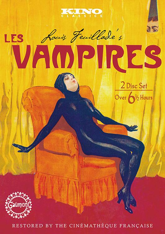 Les Vampires Episode 10: The Bloody Wedding