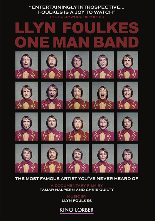Llyn Foulkes: One Man Band