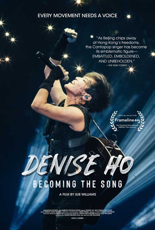 Denise Ho - Becoming the Song (Canada)