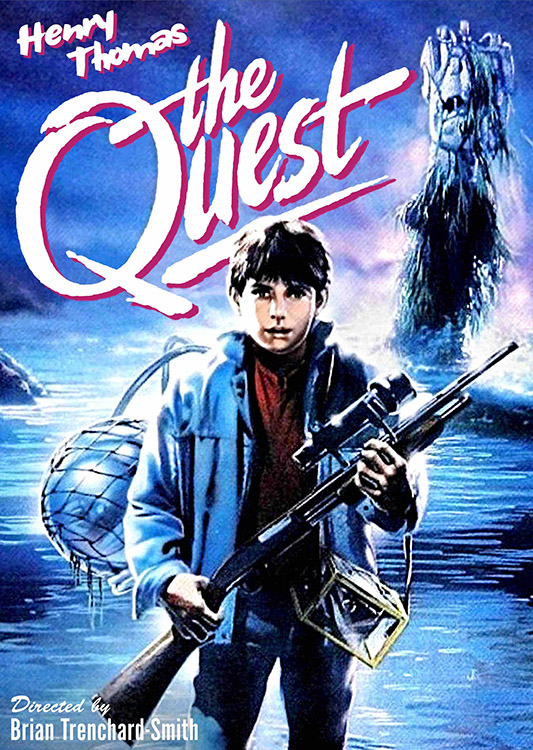 The Quest (Frog Dreaming)