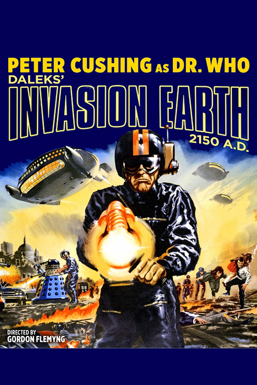 Dr. Who - Daleks' Invasion Earth 2150 A.D.