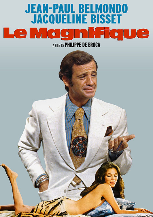 The Man from Acapulco (Le Magnifique)