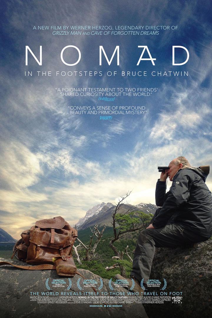 Nomad: In the Footsteps of Bruce Chatwin
