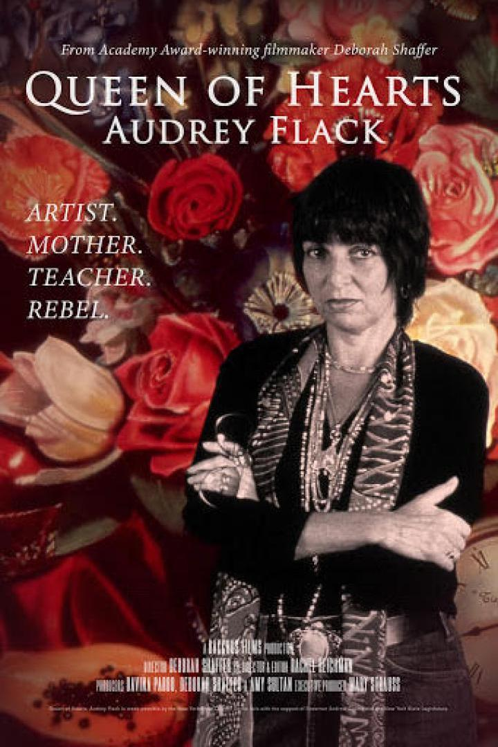 Audrey Flack: Queen of Hearts