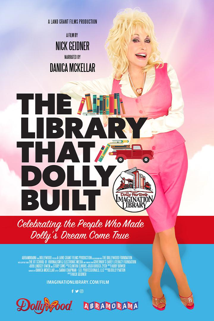 The Library That Dolly Built