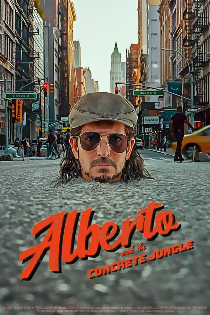 Alberto and the Concrete Jungle