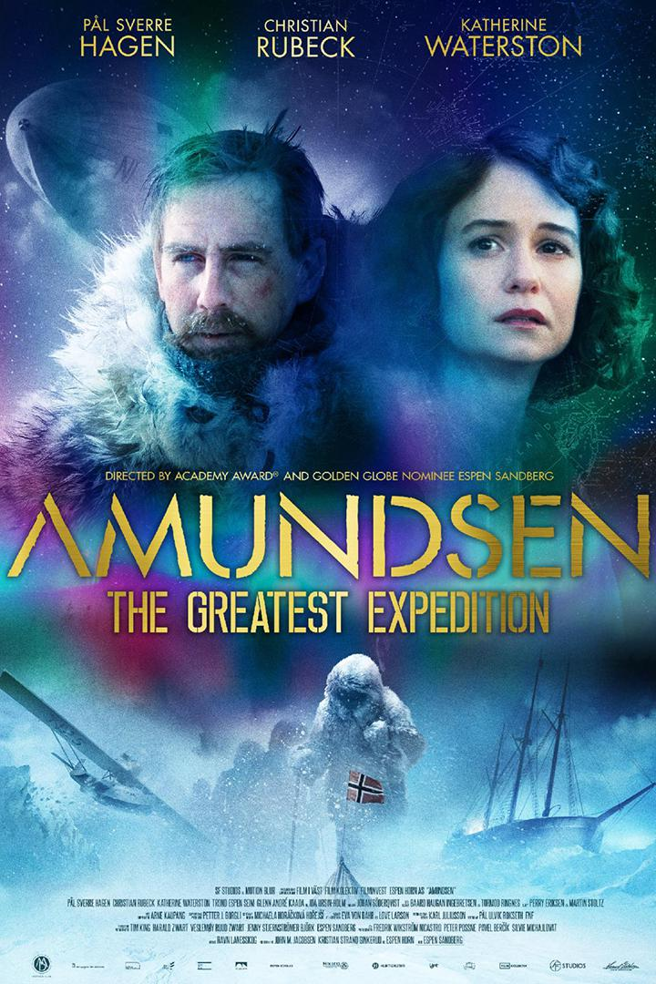 Amundsen: The Greatest Expedition