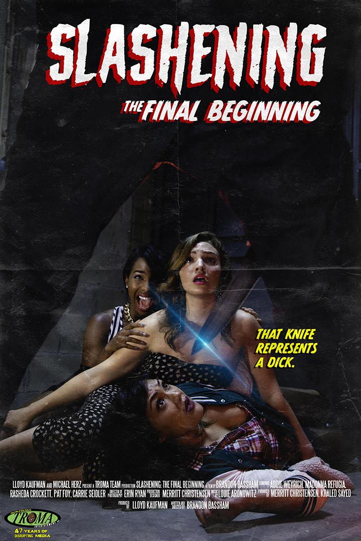 Slashening: The Final Beginning