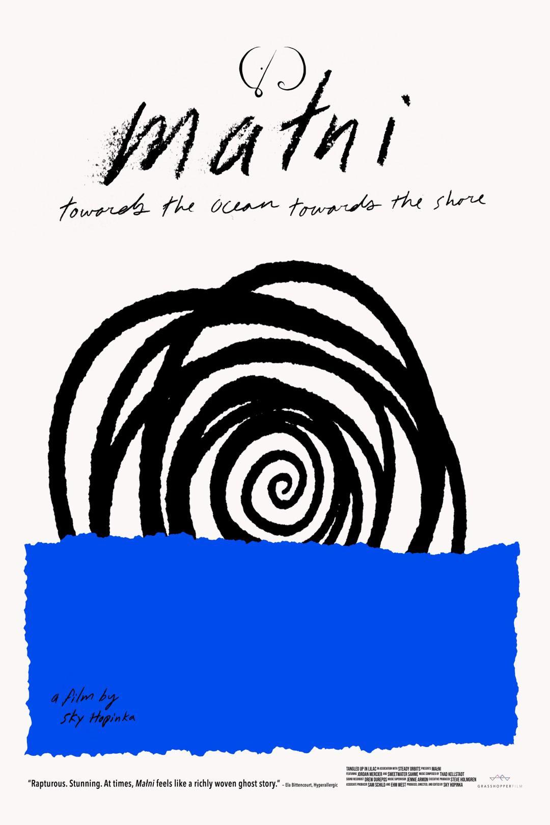 Malni - Towards the Ocean, Towards the Shore